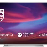 Recensione Philips 7300 series Android TV LED 4K